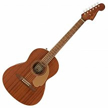 Fender Sonoran Mini Acoustic Guitar Mahogany