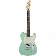 Squier FSR Bullet Telecaster Limited Edition in Sea Foam Green