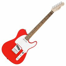 Squier by Fender Affinity Telecaster in Racecar Red