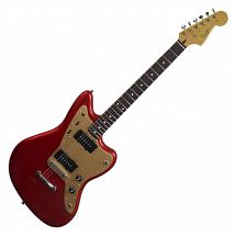 Fender Squier Deluxe Jazzmaster ST – Candy Apple Red