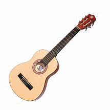 Starmaker 1/4 size junior classical guitar