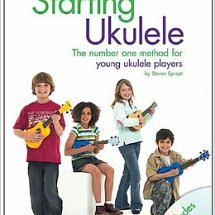 Starting Ukulele (Book/CD)
