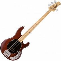 Sterling by Music Man Sub Ray 4 in Walnut Stain