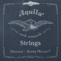 Aquila 107U Super Nylgut Tenor Ukulele String Set (Low G)