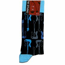 Electric Guitar socks, Adult size 6-11