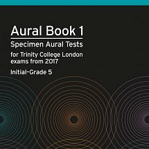 Trinity College London Aural Tests Book 1