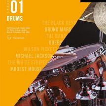 Trinity Rock & Pop Drums Exam Book 2018