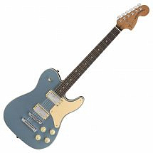 Fender 2018 Limited Edition Troublemaker Tele Ice Blue Metallic