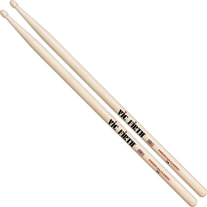 vic-firth-5a-drum-sticks
