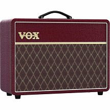 Vox AC10 C1 Limited Edition Custom Amp Maroon Bronco