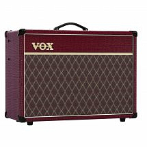 Vox AC15 C1 Limited Edition Custom Maroon Bronco
