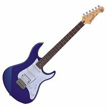 Yamaha Pacifica 012 Electric Guitar Dark Blue Metallic