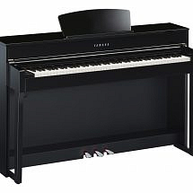 Yamaha CLP-635 Clavinova Digital Piano In Polished Ebony