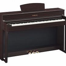 Yamaha CLP-635 Clavinova Digital Piano In Rosewood finish