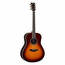 Yamaha LL-TA TransAcoustic Guitar in Brown Sunburst