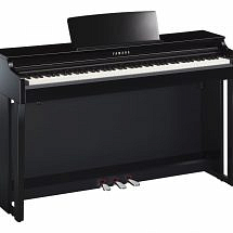 Yamaha CLP-625 Clavinova Digital Piano In Polished Ebony