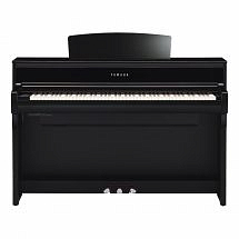 Yamaha CLP 675 Clavinova Digital Piano Black Polished Ebony