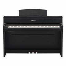 Yamaha CLP 675 Clavinova Digital Piano Satin Black