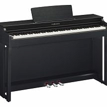 Yamaha CLP-625 Clavinova Digital Piano In Black Walnut finish