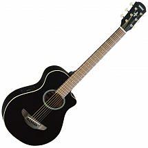 Yamaha APXT2 3/4 Electro Acoustic Guitar, Black