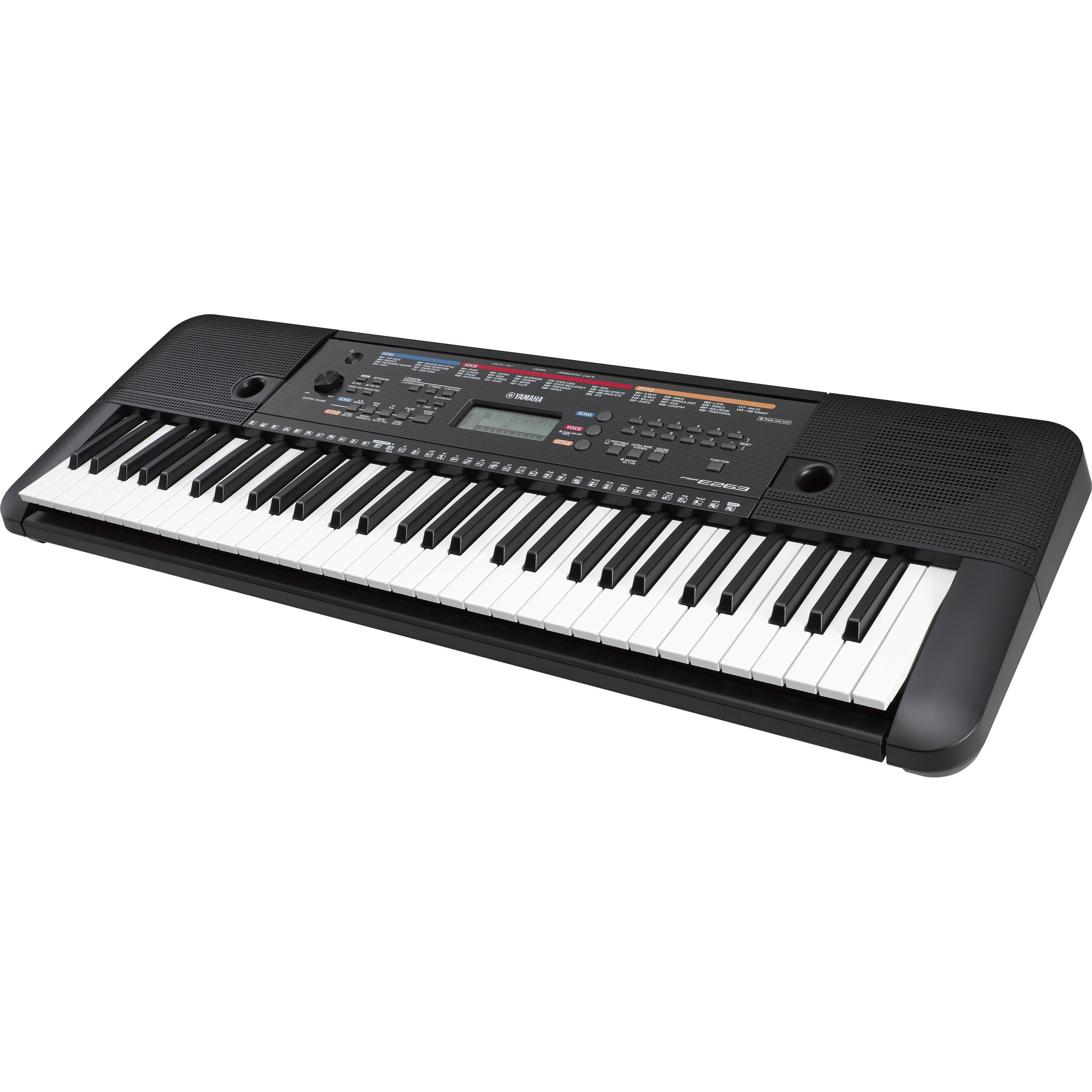 Yamaha PSR-E263 Digital Keyboard