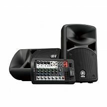 Yamaha Stagepas 400 BT Portable PA System