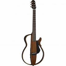 Yamaha SLG200S Steel String Silent Guitar in Natural